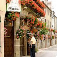 Walking rest in Gevrey-Chambertin, France. Flickr:scarey15