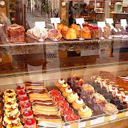 Pâtisserie in Burgundy, France, yum!! Creative Commons:Welleschik