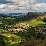 Vineyards galore in beautiful Burgundy, France. Flickr:x1klima