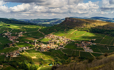 Vineyards galore in beautiful Burgundy, France. Flickr:x1klima