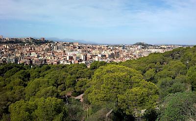 Parco di Monte Urpinu in Cagliari, Sardinia, Italy. Flickr:Giorgio Michele