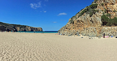 Great beaches on this Costa Verde Walking Tour in Sardinia, Italy.
