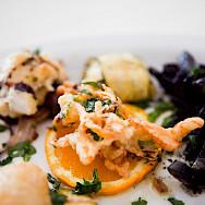 Great Italian Mediterranean cuisine to be found in Puglia! Flickr:Caspar Diederik