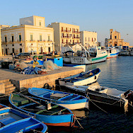 Gallipoli in Puglia, Italy. Flickr:Patrick Nouhailler