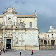 Cathedral in Lecce, Puglia, Italy. Flickr:pululante