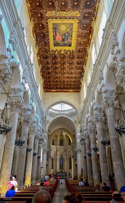 Iglesia de Santa Crocce in Lecce, Puglia, Italy. Flickr:David Talens