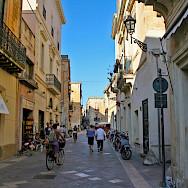 Walking through Lecce, Puglia, Italy. Flickr:Shaun Merritt