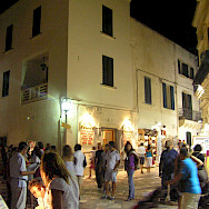 Enjoying the nightlife in Otranto, Puglia, Italy. Flickr:Pietro & Silvia