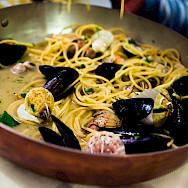 Saltata de Cozze in Puglia, Italy. Flickr:Caspar Diederik