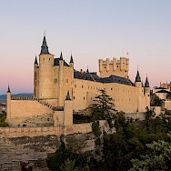 Alcázar de Segovia in Spain. Creative Commons:Rafaesteve