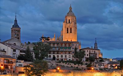 Castilla y León in Segovia, Spain. Flickr:Harshil Shah