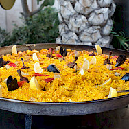 Spain is known for its paella! Flickr:Krista