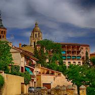 Castilla y Leon, Segovia, Spain. Flickr:mpeinado