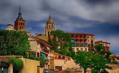 Castilla y León, Segovia, Spain. Flickr:mpeinado
