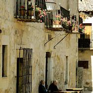 Tavern outside Segovia, Spain. Photo via TO