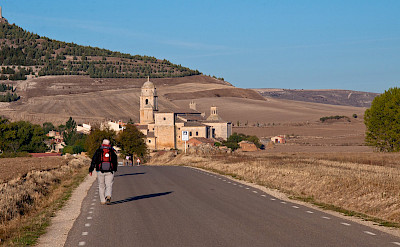 Hiking the Camino de Santiago Trail in Spain. Flickr:Staffan Andersson