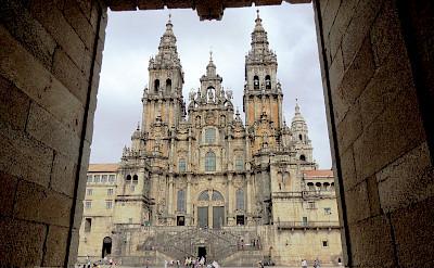 Cathedral Santiago (Saint James) de Compostela in Galicia, Spain. Flickr:Jose Luis Cernadas Iglesias
