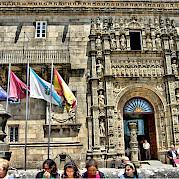 Spanish Way Camino de Santiago Photo