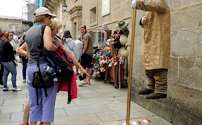 Magician in Santiago, Spain. Flickr:Jose Luis Cernadas Iglesias