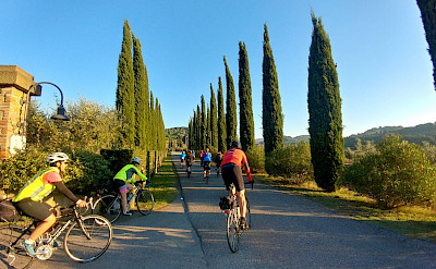 Tuscany Italy Bike Tour.