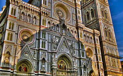 Piazza dell'Anfiteatro in Lucca, Tuscany, Italy. Flickr:Rodrigo Soldon