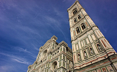 Bell Tower in Florence, Tuscany, Italy. Flickr:Dan Scapeco