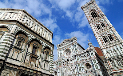 Sightseeing in Florence, Tuscany, Italy. Flickr:Rosino