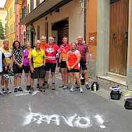 Tuscany Italy Bike Tour.