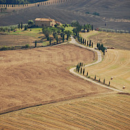 Val Dorcia in Italy.