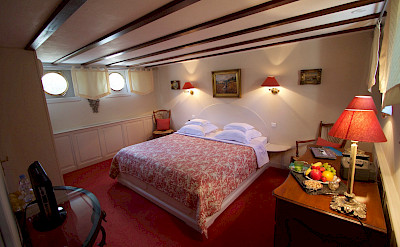 Bedroom | Aurora | Bike & Boat Tours