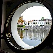 Porthole | Aurora | Bike & Boat Tours