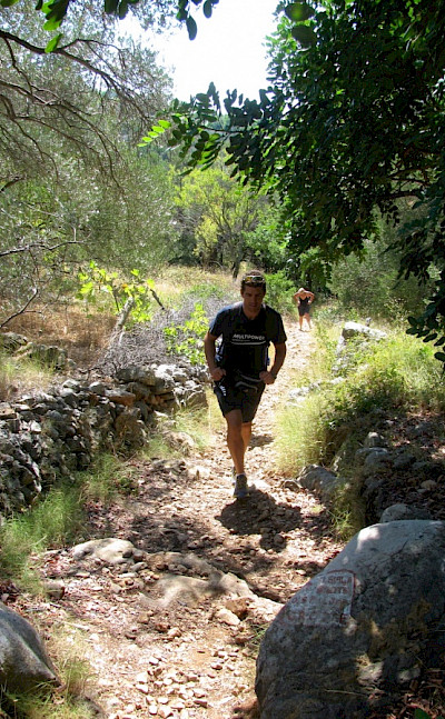 Hiking in Brac on the Dalmatian Coast Walking Tour from Split to Dubrovnik.