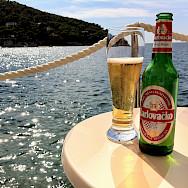 Great local beers in Dubrovnik, Croatia. Flickr:SJPinkney