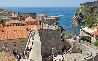 Much to explore in Dubrovnik, Croatia. Flickr:Dennis Jarvis