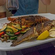 Fresh seafood on Hvar Island, Croatia. Flickr:Arnie Papp