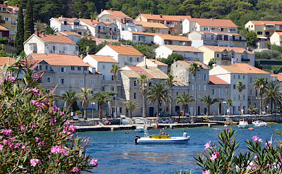 Korcula Island in Croatia. Flickr:chucacimas