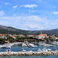 Harbor in Pelješac, Croatia. Flickr:Miroslav Vajdic