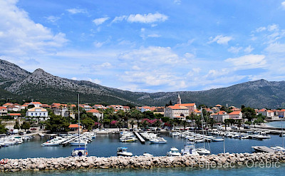 Harbor in Pelješac, Croatia. Flickr:Miroslav Vajdic