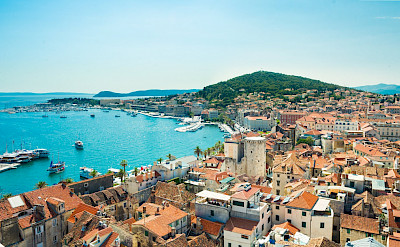 Amazing coasts in Split, Croatia. Flickr:Theo Crazzolara