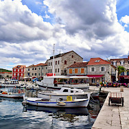 Old Town of Stari Grad on Hvar Island, Dalmatia, Croatia. Flickr:Jocelyn Erskine-Kellie