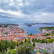 Hvar Island is a haven for biking and hiking in Croatia. Flickr:Arnie Papp