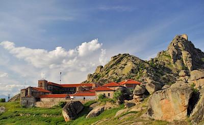 Treskavec Monastery, Macedonia.