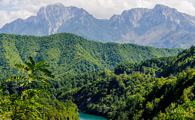 Jablanica Mountains in Macedonia. Flickr:Milo van Kovacevic