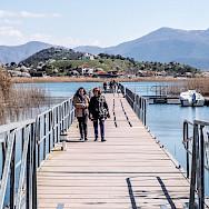 Lake Prespa in Macedonia. Flickr:Daniel Enchev