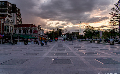 Main square in Prilep, Macedonia. Flickr:Guillaume Speurt