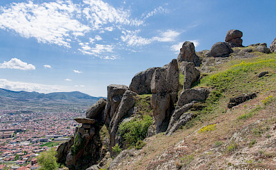 View of Prilep, Macedonia. Flickr:Guillaume Speurt
