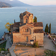 Church of St John the Theologian in Ohrid, Macedonia. Flickr:Julien Maury