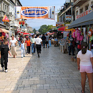 Shopping in Ohrid, Macedonia. Flickr:Steffen Emrich