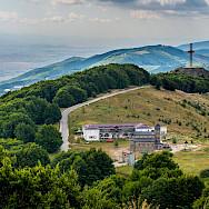 Overlooking Toše's Cross, Krusevo, Macedonia. Flickr:Milo van Kovacevic