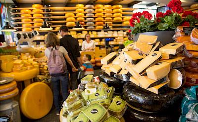 Kaaswinkeltje in Gouda, South Holland, the Netherlands. Flickr:Norionakayama